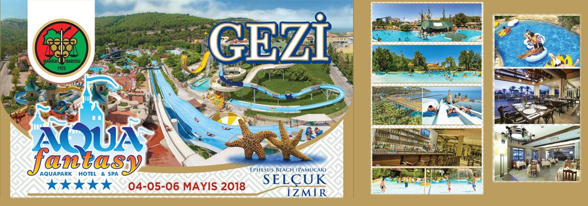 4-5-6 Mayıs 2018 Gezi